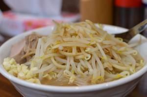 麺や土門の看板メニュー「豚そば」