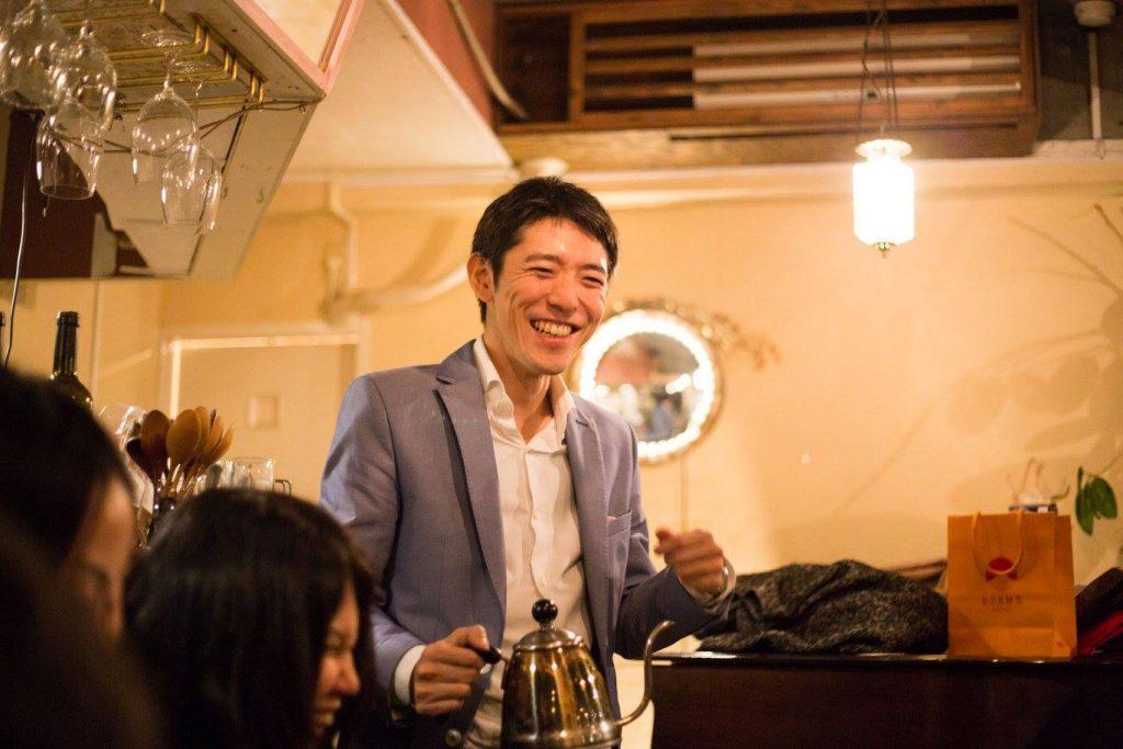 コーヒーを副業にしたい人のためのマネタイズ実践 飲み比べWS編