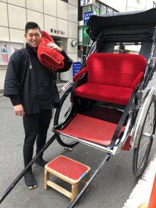 自分の人生を救った人力車で起業!三浦翔平さんインタビュー