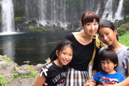 波多野さん家族画像